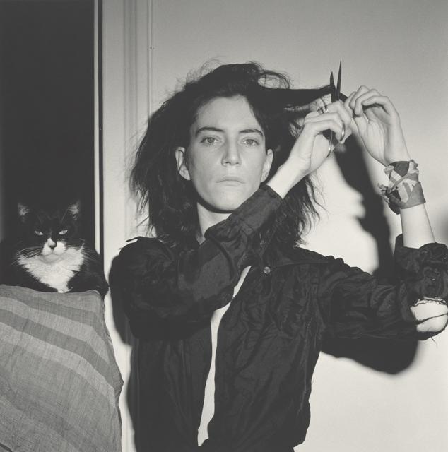 , 'Patti Smith,' 1978, Montreal Museum of Fine Arts