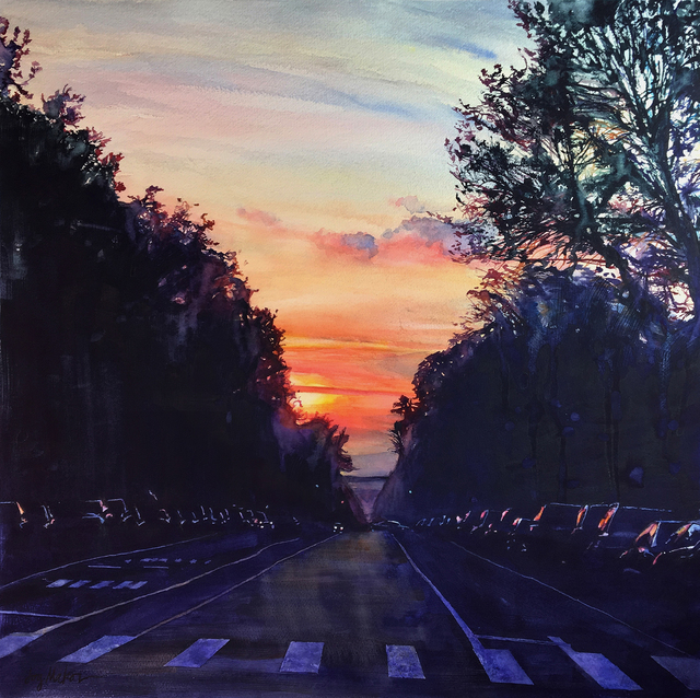 , 'Vanishing Point,' 2019, 440 Gallery