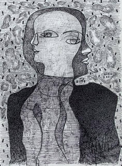 , 'Janus,' 2003, Kloser Contemporary Art