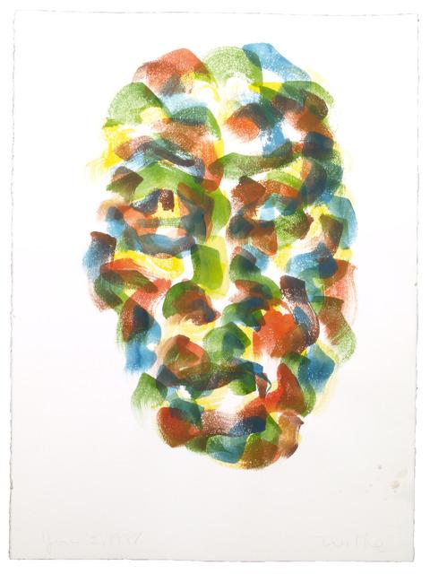 , 'B.C. Series, January 2, 1987,' 1987, Carl Solway Gallery
