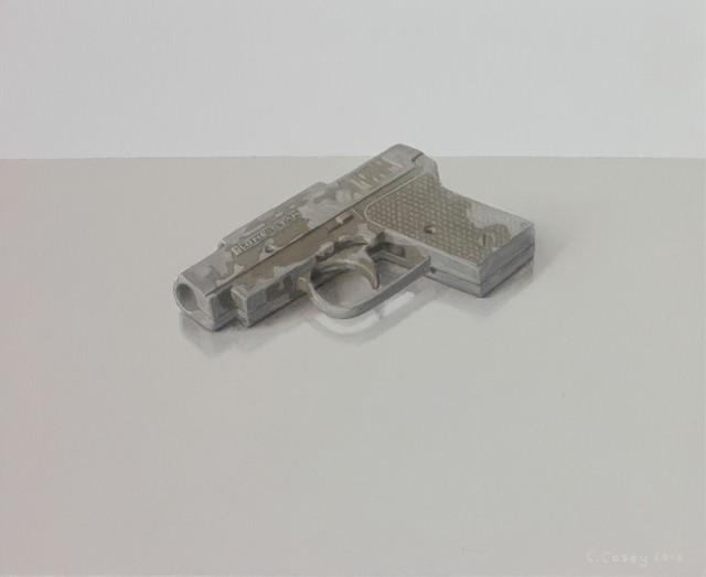 Comhghall Casey, 'Toy Gun (Lone Star StripMatic)', 2016, Alan Kluckow Fine Art