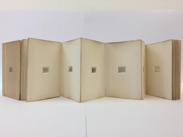 """, 'zu """"Oskar"""" von Robert Walser.,' 1973, Rotwand"""