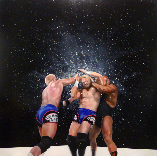 , 'The Theory of Big Bang,' 2013, Yiri Arts