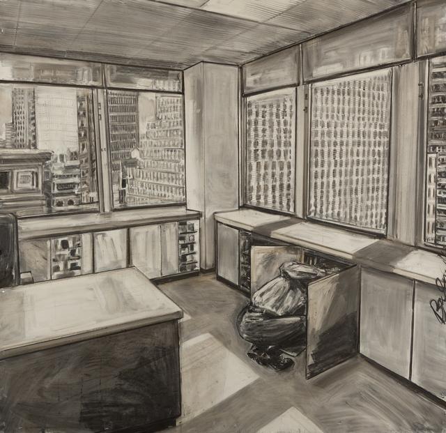 David Bailin, 'Missing', 2012, Koplin Del Rio