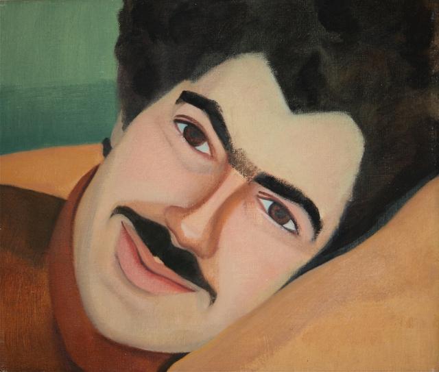, 'Chris, Smiling,' 1974, Albert Merola Gallery
