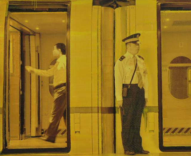 , 'Public Memory 2, No. 6,' 2013, de Sarthe Gallery