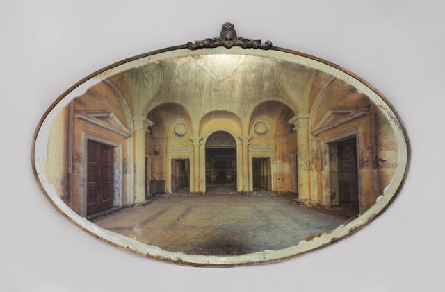 , 'Asylum Entrance Hall on Mirror,' 2018, Charlie Smith London