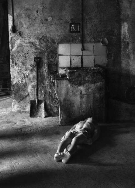 , 'Mirándonos en el Espejo del Taller Divino,' 1988, Flecha