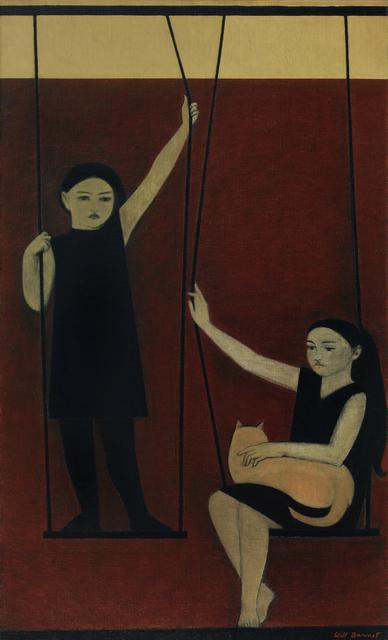 , 'The Swing,' 1963, Debra Force Fine Art