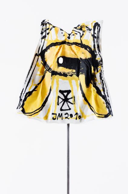 """, '""""DER 1.SOLDAT DER KUNST """"ALSOB"""""""",' 2016, Galerie Krinzinger"""