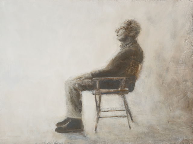 , 'Sitting Man,' 2017, Slete Gallery
