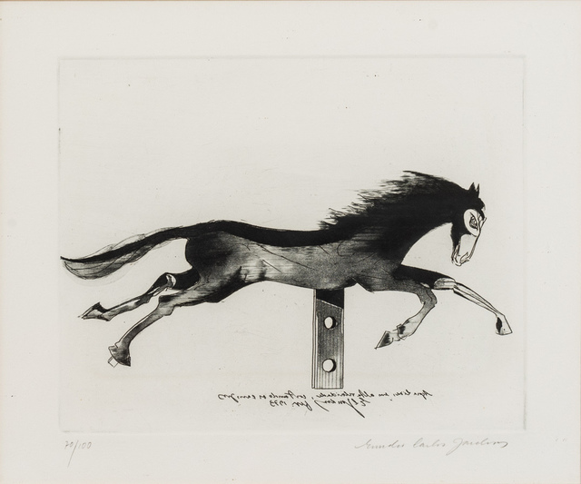 Evandro Carlos Jardins, 'ECM#6', 1970-1980, Ligia Testa Espaço de Arte