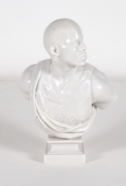 Kehinde Wiley, 'After La Negresse,1872', 2006, Sculpture, Cast marble dust and resin, Contemporary Art and Editions