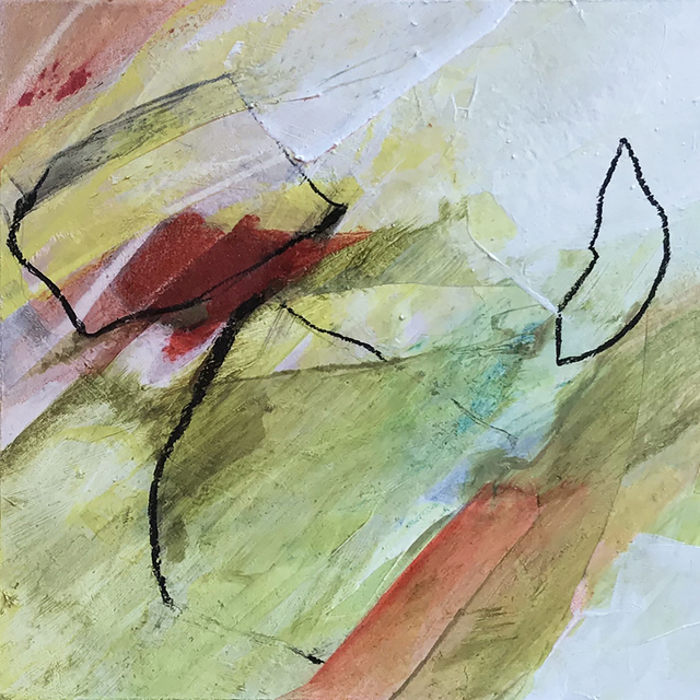 , 'Mercer Lake Series (7236),' 2019, Spalding Nix Fine Art