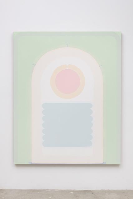 , 'Albert Hall,' 2018, Charles Moffett