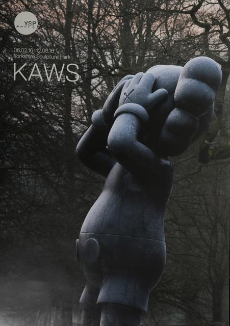 KAWS, 'Yorkshire Sculpture Park', 2016, Chiswick Auctions