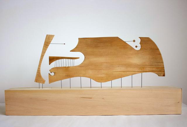 , 'Pergolesi's Coda,' 2018, Tayloe Piggott Gallery