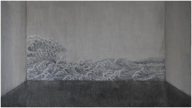 , 'Sea wave,' 2014, Amy Li Gallery