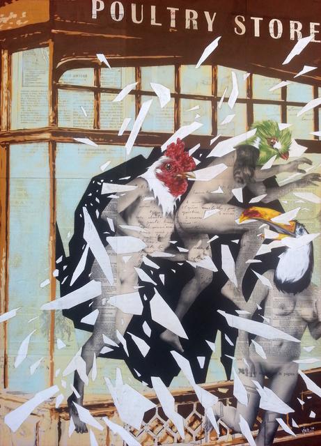 , 'Jailbreak,' 2014, Galerie SOON