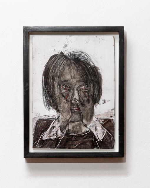, 'Drawing 14,' 2016, Joanna Bryant & Julian Page