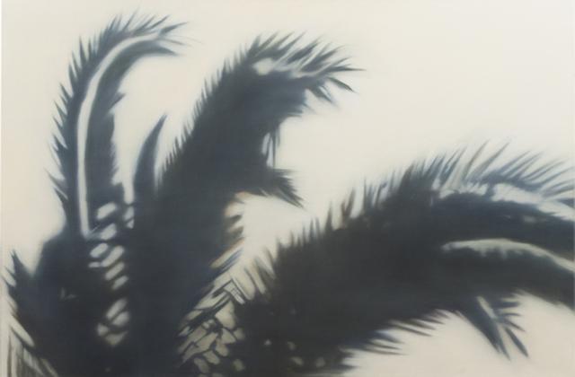 , 'Palme 9,' 2015, Galerie Andreas Binder