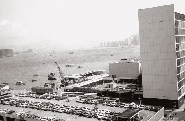 Andy Warhol, 'Eight works: (i) Airport; (ii) Hong Kong Airport; (iii) Pedestrian Walkway and Signs; (iv) Street Scene with People and Bus; (v) Andy Warhol with Christopher Makos; (vi) Airport; (vii) Hong Kong; (viii) Hong Kong Harbour', 1982, Photography, Eight gelatin silver prints, Phillips