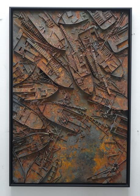 Hendrik Czakainski, 'Wrecked II', 2019, Urban Spree Galerie