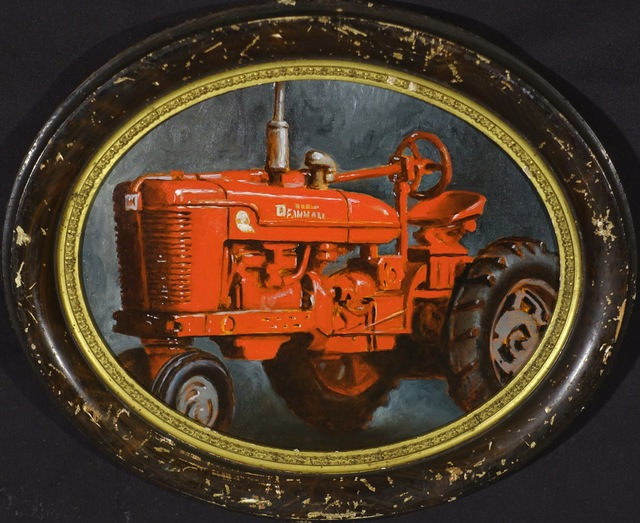 , 'Farmall,' 2017, Rice Polak Gallery