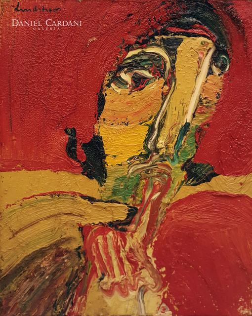 , 'Var tyst,' , Galería Daniel Cardani
