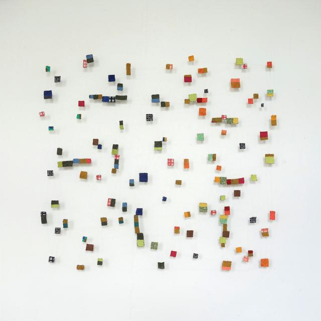 Marian Bijlenga, 'Grid', 2018, Galerie Franzis Engels