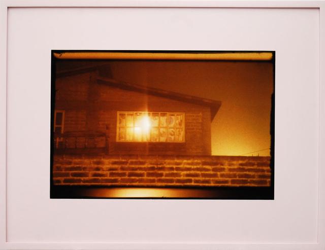 , 'Parres Cero (fotograma 1),' 2007, Proyecto Paralelo