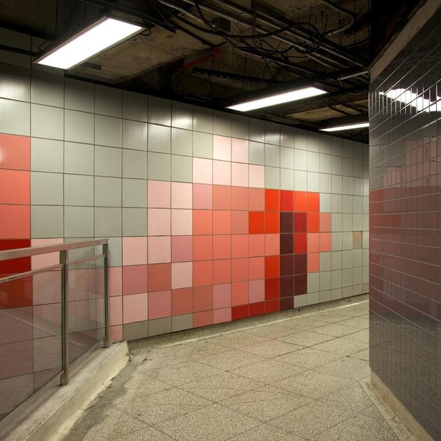 , 'Dufferin Station Mezanine Toronto,' 2014, Bau-Xi Gallery
