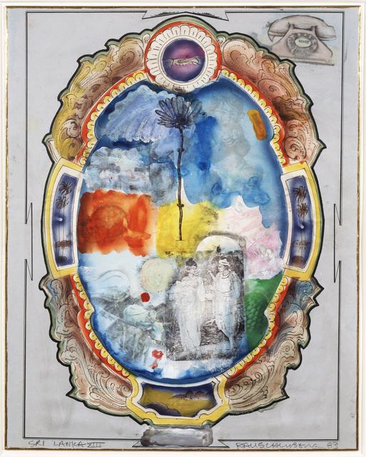 , 'Sri Lanka XIII,' 1983, Academy Art Museum