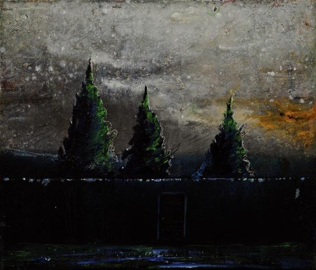 , 'San Michele,' 2009, Maddox Arts