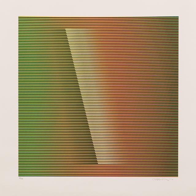 Carlos Cruz-Diez, 'Color Aditivo 3 ', 2013, Galeria Raquel Arnaud