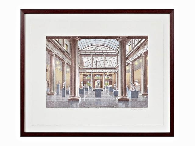 Richard Haas, 'Metropolitan Museum of Art ', 2007, Alpha 137 Gallery
