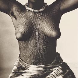 Irving Penn, 'Scarred Dahomey Girl, Cameroon,' 1967, Phillips: Photographs