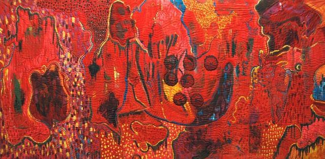 , 'Liquid experience,' 1985, Pacita Abad Art Estate