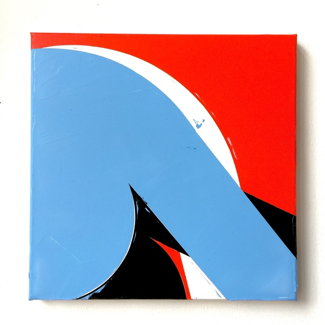 , 'Blue,' 2018, Galerie Bart