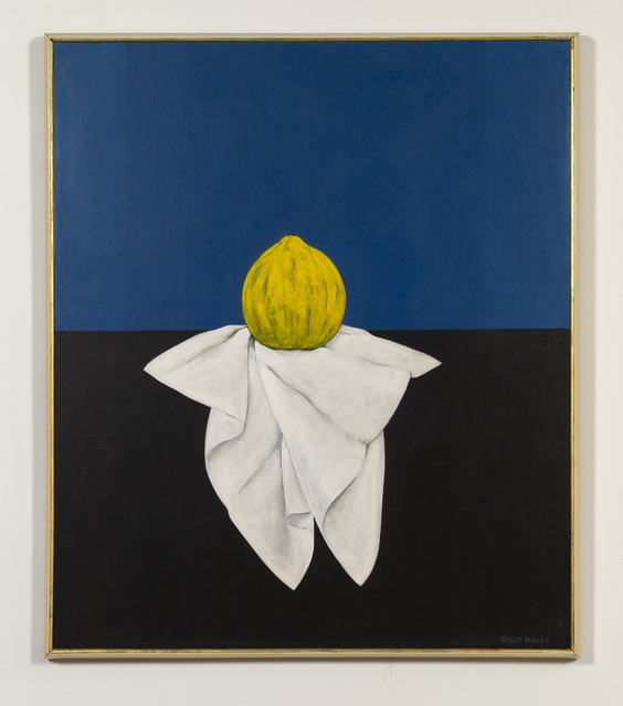 , 'Untitled (Casaba on Drape),' 1985, Russo Lee Gallery