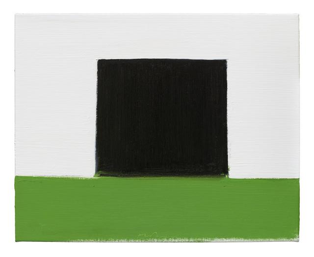 , 'Ice House Door no. 1,' 2016, Hiram Butler Gallery