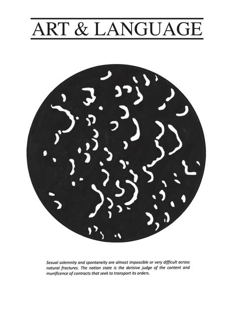 Art & Language, '10 Posters', 2019, RENÉ SCHMITT