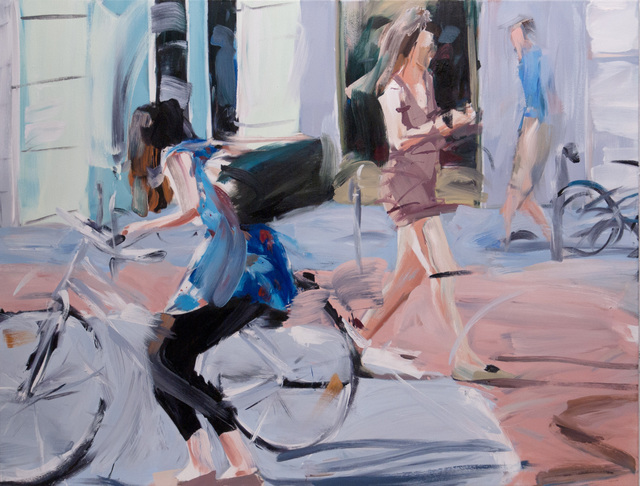 Alireza Varzandeh, 'Die Buhne (Ehren Str)', 2019, Caldwell Snyder Gallery