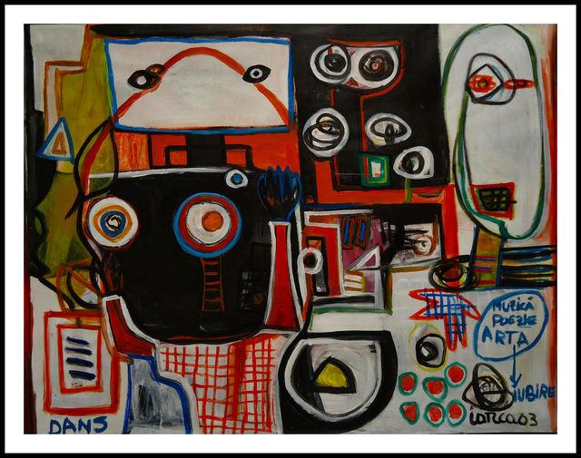 , '     Joyful Reunion,' 2003, Iarca Gallery