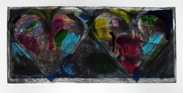 , 'Blue Points,' 2014, Hamilton-Selway Fine Art