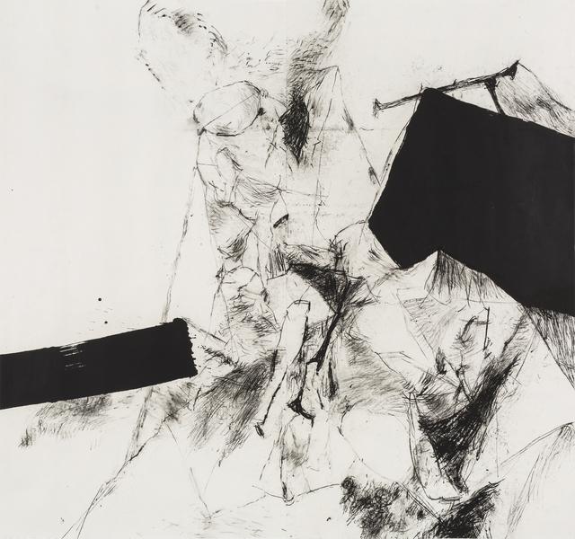 , 'Cross Over ,' 2017, EGG Gallery