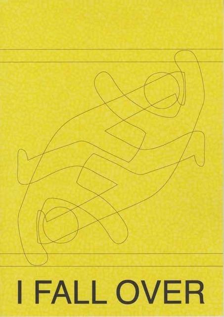 , 'I fall over,' 2013, Vera Cortês