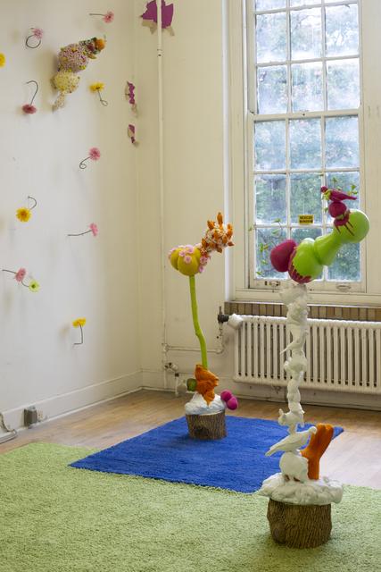 Roberley Bell, 'Installation 21: Roberley Bell', 2018, Resource Art