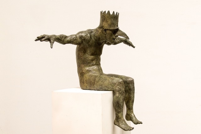, 'King of the Birds,' , Hugo Galerie