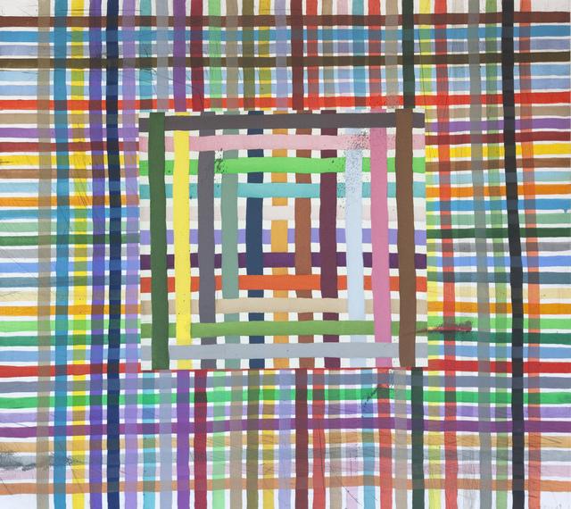 Alicia McCarthy, 'Untitled (Z.P.R.R.A.Y.) (102)', 2016, Paulson Fontaine Press